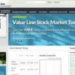 US株の購入を検討している人におすすめ!投資家向けツールValue lineサイトの使い方