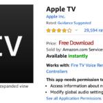 裏技!Amazon Fire TVデバイスでApple TV+を視聴する方法